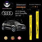 yourauto audi a1 (3 doors) (2010 onwards) pro range ackermann xilcoat wiper