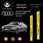 yourauto audi a5 (2009 2020) pro range ackermann xilcoat wiper
