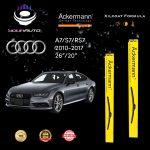 yourauto audi a7 (2010 2017) pro range ackermann xilcoat wiper