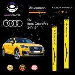 yourauto audi q2 (2016 onwards) pro range ackermann xilcoat wiper