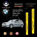 yourauto bmw 1 series (e87) (2004 2011) pro range ackermann xilcoat wiper