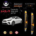 yourauto kia cerato k3 (2013 2019) flexi range ackermann xilcoat wiper